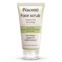 Nacomi 'Acne-control' Face Scrub - 85 ml