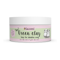 Nacomi 'Green Clay - Face & Body' Mask - 65 g