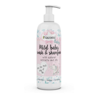 Nacomi 'Baby Gentle' Shower gel & Shampooing - 400 ml