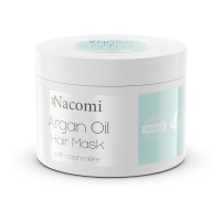 Nacomi Argan Oil Hair Mask with Cashmere