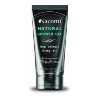 Nacomi Natural Shower Gel - Only for men - 250 ml