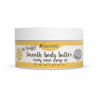 Nacomi Smooth Body Butter - Freshly-baked papaya pie  - 100 g