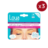 Loua by Laurence Dumont Moisturising & Smoothing Eyes Contour Patch x3