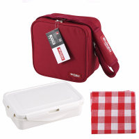 Cook & Chef Lunch Bag set