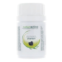 Naturactive Charcoal   - 60 Capsules