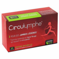 Santé Verte Circulymphe Triple action Light Legs