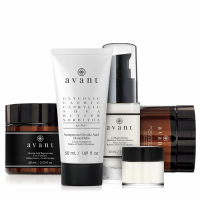 Avant Anti-ageing Glycolic Pro Series Set - 50ml + 10ml + 60ml + 50ml + 30ml