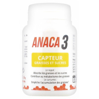 Anaca3 Fats & Sugar Captor Gélules - 60 caps