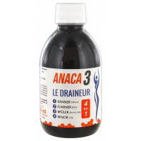 Anaca3 Der Drainer 4 in 1 Liquide - 250 ml