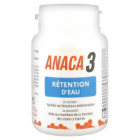 Anaca3 'Water Retention Gélules' Nutritional supplement - 60 Capsules
