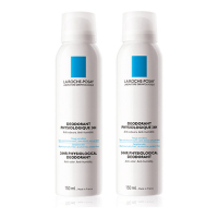 La Roche-Posay '48H Aérosol' Spray Deodorant - 150 ml, 2 Units