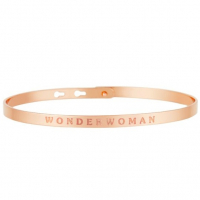 Bijoux à messages 'Wonderwoman' Bracelet