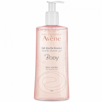 Avène Body Gentle Shower Gel - 500 ml