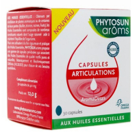 Phytosun Arôms Aromadoses Knuckles - Case of 30 soft capsules