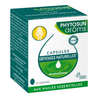 Phytosun Arôms 'Aromadoses Natural Defenses' Capsules - 30 ml