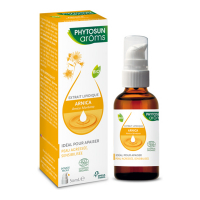 Phytosun Arôms Organic vegetable oil EL Arnica - Pump bottle 50 ml