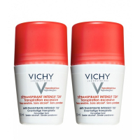 Vichy 'Intensif' Antiperspirant Treatment - 50 ml, 2 Units