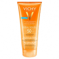 Vichy 'Cs Wet Skin SPF50+' Sunscreen Milk - 200 ml