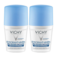 Vichy 'Minéral 48H' Ball Deodorant - 50 ml, 2 Units