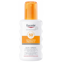 Eucerin Sun Sensitive Protect Spray Spf 50+ 200ml