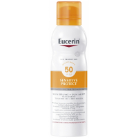 Eucerin Sun Sensitive Schützen Transparent Mist Spf 50 200ml