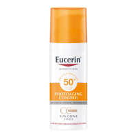 Eucerin 'Sun Photoaging Contro Médium SPF 50+' CC Cream - 50 ml