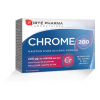 Forté Pharma Chrome 201