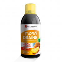 Forté Pharma Turbodraine - Pineapple - 500 ml