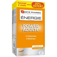 Forté Pharma Energie Power adultes GM-56 comprimés