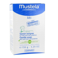 Mustela Baby - Gentle Soap with Cold Cream Nutri-Protective - 150g