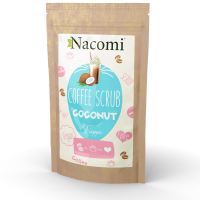 Nacomi Coffee scrub - Coconut - 200 g