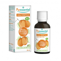 Puressentiel Organic Apricot Kernel Vegetable Oil - 30ml