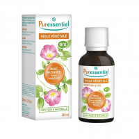 Puressentiel Organic Rose Hip Vegetable Oil - 30ml