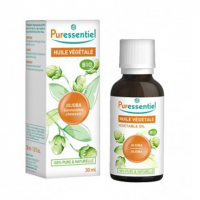 Puressentiel Organic Jojoba Vegetable Oil - 30ml