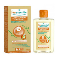 Puressentiel Friction Articulations & Muscles Arnica & 14 Huiles Essentielles - 200 ml