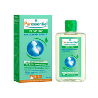 Puressentiel Resp'OK® Respiratory Friction with 19 Essential Oils - 100 ml