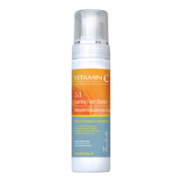Arganicare Vitamin C 2 in 1 foaming face cleaner 225 ml