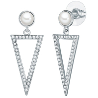 Pearls of London Boucles d'oreilles