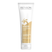 Revlon 'Revlonissimo 45 Days 2In1' Shampoo & Conditioner - Golden Blondes 275 ml