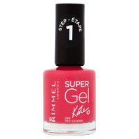 Rimmel London 'Super Gel' Nagellack - 024 Red Ginger 12 ml