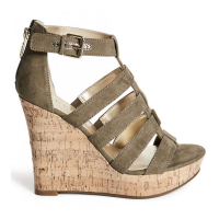 Guess Women's 'Tanzey Strappy' Wedge Sandals