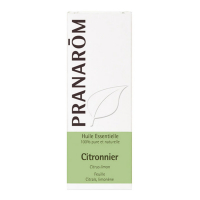 Pranarom Citronnier  - feuille  - 5 ml