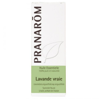 Pranarom Real lavender - flowery top Essential Oil - 30 ml