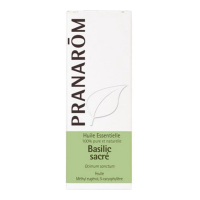 Pranarom Sacred Basil - leaf Essential Oil - 5 ml