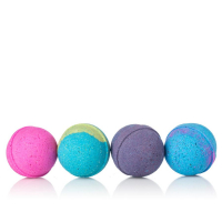 Sky Organics Kid's Bath Bomb Gift Set - 4 Bath Bombs