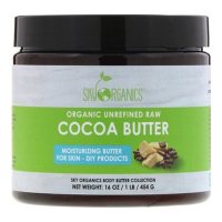 Sky Organics Organic Unrefined Cocoa Body Butter