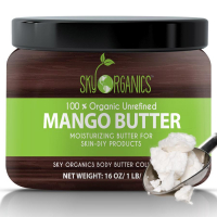 Sky Organics Organic Unrefined Mango Body Butter