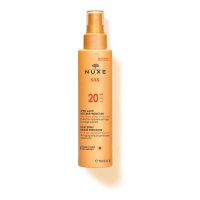 Nuxe Milky spray for face and body medium protection SPF20 - 150 ml