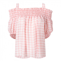 Boutique Moschino 'Gingham' Top für Damen