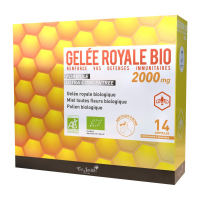Dr Smith Gelee Royale Bio 2000 Mg - 14 Kapseln - 2er Set